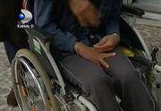 Povestea impresionanta a unui tanar de 18 ani, in scaun cu rotile. Voia sa se faca preot, iar bunica lui l-a adus la moastele Sfintei Parascheva