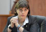 Laura Codruta Kovesi, audiata in CSM dupa controlul la DNA
