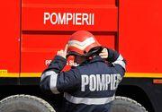 Explozie la sistemul de stingere a incendiilor in mall-ul din Gheorgheni; 20 de copii si trei adulti s-au prezentat la Urgenta