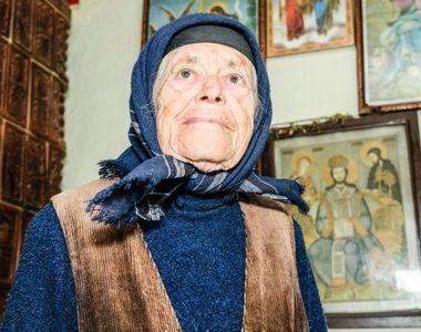 Povestea femeii de 93 de ani care a donat 10.000 de lei pentru Catedrala Mantuirii...