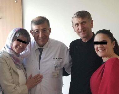 Ce a cautat Cristian Pomohaci la cea mai tare clinica de tratare a cancerului din...