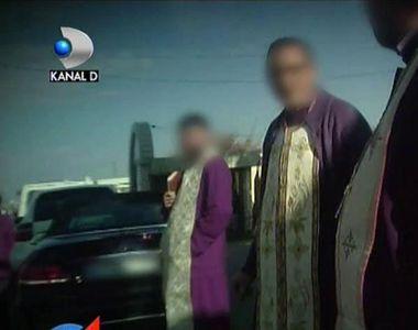 """Acolo, dupa cruce. Sa nu le fure cineva"" Reportaj incendiar filmat cu camera..."