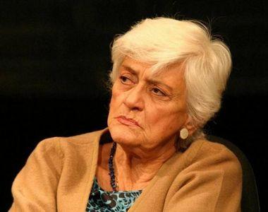 Olga Tudorache nu a murit. Monica Pop face dezvaluiri despre stare ei de sanatate