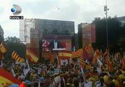 "Romanii din Catalonia sunt speriati: ""Va fi un haos total"""