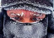 ANM anunta o iarna geroasa. Vor fi temperaturi si de minus 30 de grade Celsius