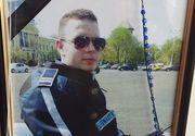 """Mama politistului Bogdan Gigina, mesaj sfasietor la doi ani de la moartea fiului ei: """"Mi-e dor de sufletul si chipul tau frumos"""""""