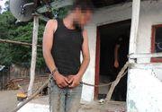 Sclavul de la Berevoiesti tinut in lanturi si-a ucis tatal. Barbatul are un dezechilibru mental