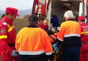 Pilotul ranit dupa ce a aterizat fortat cu avionul este un om de afaceri. Barbatul a mai avut un accident similar in 2013