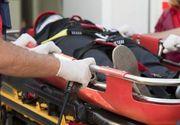 Plan rosu de interventie in Alba: Accident cu trei autoturisme in Santimbru - 10 persoane implicate