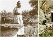 """Povestea chiliei parintelui Arsenie Boca de pe Valea Sambetei. De ce a renuntat """"Sfantul Ardealului"""" sa locuiasca aici"""