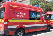 Autospeciala a ISU Arges, lovita de un TIR cand se intorcea de la un accident. Pompierul argesean care a salvat o catelusa dintr-un incendiu, printre victime