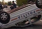 Un student la Medicina din Constanta a lovit masina Politiei. Explicatia halucinanta a tanarului