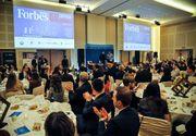 """""""Gala Forbes 500"""", sarbatoarea afaceristilor! Cei mai renumiti antreprenori din Romania au dezvaluit reteta succesului"""