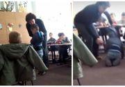 Vrancea: Educatoarea filmata cand agresa copiii, achitata, fiind considerata iresponsabila de catre judecatori. Ea nu mai poate preda