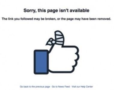 Se inchid conturile de Facebook! Primele victime, blocate pentru opiniile postate