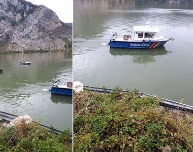A fost gasita ultima victima a accidentului de la Coronini. Cadavrul plutea pe Dunare