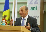 """Ce pensie incaseaza Traian Basescu. """"Mi s-a marit , am ajuns la vreo 3.300 de lei"""", a declarat fostul presedinte"""
