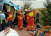 Doi morti si doi raniti in urma a doua accidente produse pe DN 1, la Persani