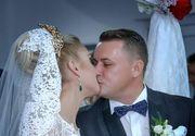 Primele imagini de la nunta cu 7000 de invitati din Maramures! Cum au aratat mirele si mireasa si cat a costat meniul la nunta