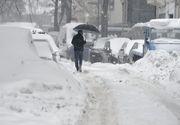 Avertizarile de vreme severa pentru toata tara! Vant puternic si temperaturi scazute, ninsori si viscol la munte. HARTA zonelor afectate