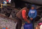 Investigatia care a declansat atacul salbatic asupra lui Christian Sabbagh la Tileag! Iata cum fura hotii combustibil direct din vagoanele cisterna pline cu produse petroliere