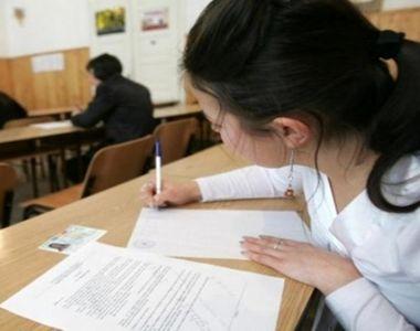 Ministerul Educatiei a publicat pe net modele de subiecte pentru examenele nationale...