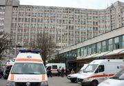 Incendiu la Spitalul Judetean din Craiova
