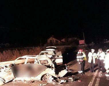 Astea sunt ultimele imagini cu cei cinci tineri care au murit in accidentul din...