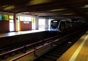 Incident la metrou: fum la Piata Victoriei - Sunt din nou probleme mari la Metreorex