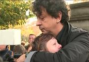 Lacrimi si durere la parastasul de cinci ani de la moartea lui Iurie Darie. Ce a facut Anca Pandrea