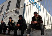 Mii de angajati de la Dacia, la mitingul de protest fata de transferarea contributiilor sociale de la angajator la angajat