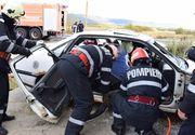 Accident MORTAL in Caras-Severin dupa ce un sofer a intrat intr-o depasire MULTIPLA! Cate persoane si-au pierdut viata