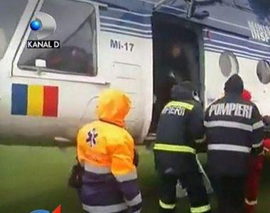 Scandal urias la Spitalul de Arsi! Minerul ranit in accidentul din mina Uricani ar fi...
