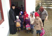 Terorizati de invatatoare, copiii care stau intr-o manastire refuza sa mai mearga la scoala!