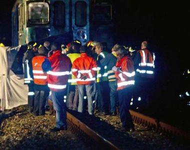 Tragedie feroviara uriasa petrecuta aseara.  Cel putin 33 de persoane au murit dupa ce...