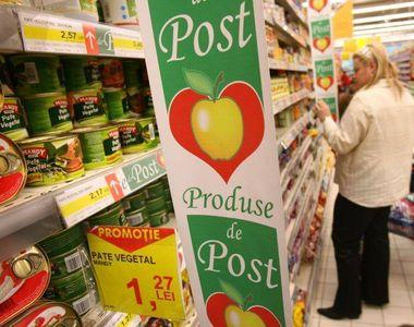 Avertismentul unui sef ANPC! Mare atentie cand cumparati produse de post, alimentele...