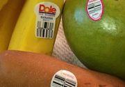 Ai idee ce inseamna etichetele de pe fructe si legume? Uite cum te poti feri de toate capcanele de la raft!