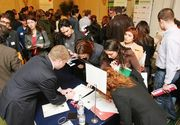 Iti cauti un job? Primaria Bucuresti organizeaza targul care pune la dispozitie 2000 de locuri de munca