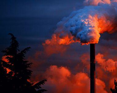 Asta e orasul unde mor anual mii de persoane din cauza poluarii, dar nimanui nu-i pasa....