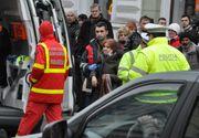 Un sofer din Suceava a intrat in cinci copii care se aflau in statia de autobuz!