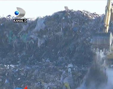 Romania e praf la deseuri! Nicio groapa de gunoi NU are autorizatie de la mediu! Ce...