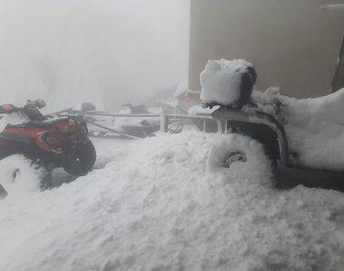 Pregatirile de iarna sunt in toi! Gabriela Firea: Vom avea masini pentru topit zapada....