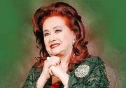 """Stela Popescu, imbracata in rochie verde, culoarea ei preferata! """"E atat de frumoasa!"""""""