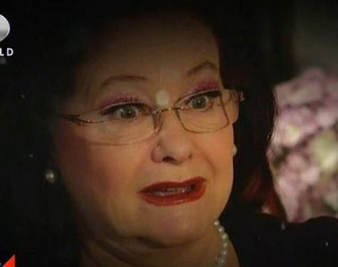 Sunt ultimele clipe alaturi de doamna comediei romanesti, Stela Popescu. Prietenii si...