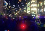 Focuri de arma la cea mai aglomerata statie de metrou din Londra, Oxfor Circus! Oamenii se refugiaza in magazine