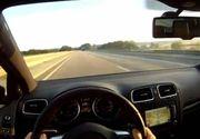 Buzau: Tanar de 19 ani la volanul unui bolid, prins de politisti conducand cu 218 kilometri la ora pe E85