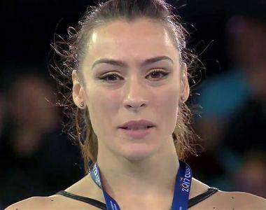 Catalina Ponor spune adio gimnasticii romanesti