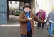 Directorul Operei Romane din Timisoara a intrat cu masina in cladirea institutiei