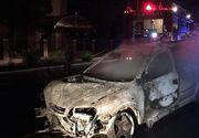 Moarte suspecta in Alba: A fost gasit carbonizat intr-o masina. Incredibil, despre cine este vorba