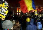 Adio, proteste in fata Guvernului! Piata Victoriei va fi transformata de Primaria Capitalei intr-un Targ de Craciun